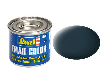 Email Color, Granite Grey, Matt, 14ml, RAL 7026