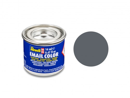 Email Color Geschützgrau, matt, 14ml