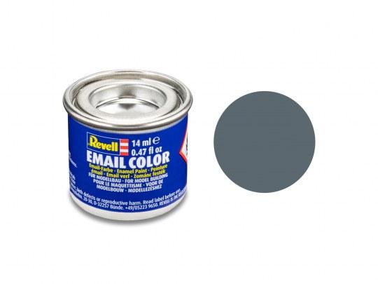 Email Color Gris bleu mat, 14ml, RAL 7031