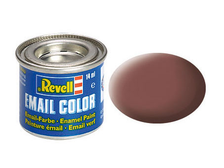 Email Color Rouille mat, 14ml