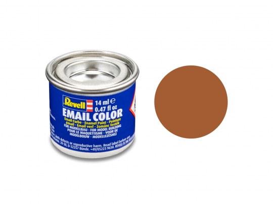 Email Color, Brown, Matt, 14ml, RAL 8023