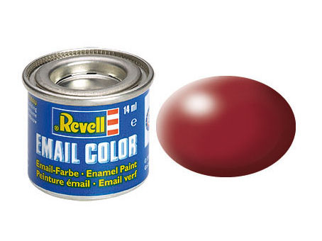 Email Color Purpurrot, seidenmatt, 14ml, RAL 3004