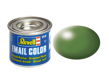 Email Color Vert satiné, 14ml, RAL 6025