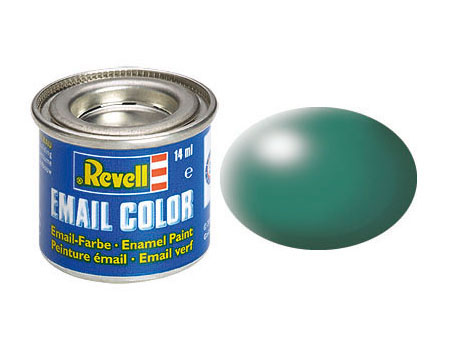 Email Color, Patina Green, Silk, 14ml, RAL 6000