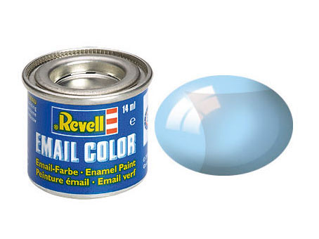 Email Color, Clear Blue, 14ml