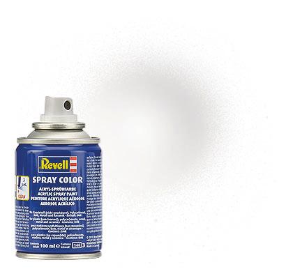 Spray Color Vernis Brillant, Bombe, 100ml