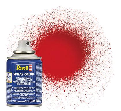 Spray Color Feuerrot, glänzend, 100ml