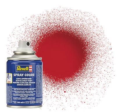 Spray Color, Italian Red, Gloss, 100ml