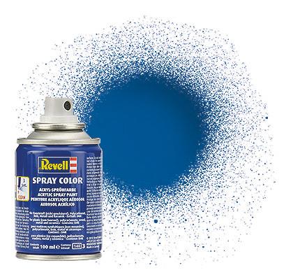 Spray Color Blau, glänzend, 100ml