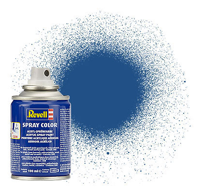 Spray Color, Blue, Matt, 100ml