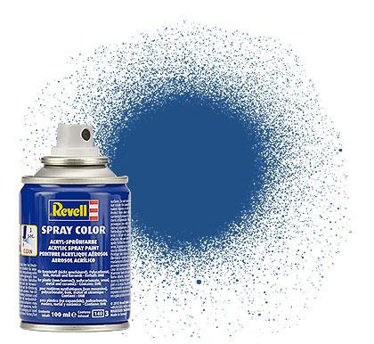 Spray Color Blau, matt, 100ml