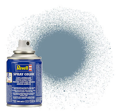 Spray Color, Grey, Matt, 100ml