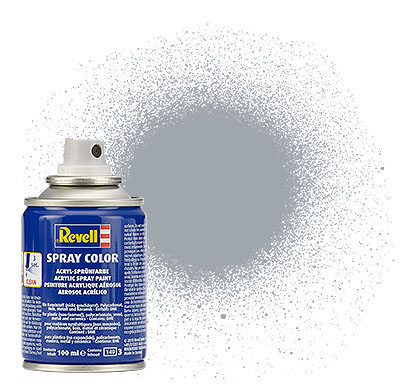 Spray Color Silber, metallic, 100ml