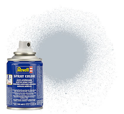 Spray Color Aluminium, metallic, 100ml