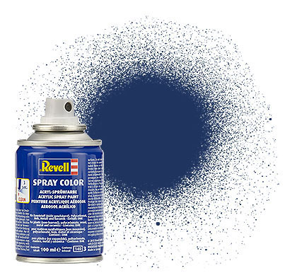 Spray Color, RBR-Blue, 100ml