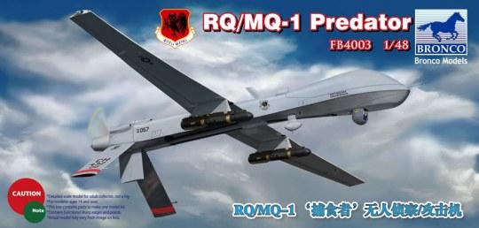 Bronco Models - RQ/MQ-1 Predator