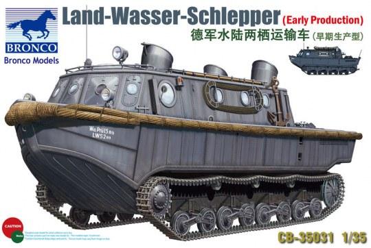Bronco Models - Land-Wasser-Schlepper (Early Prod.)