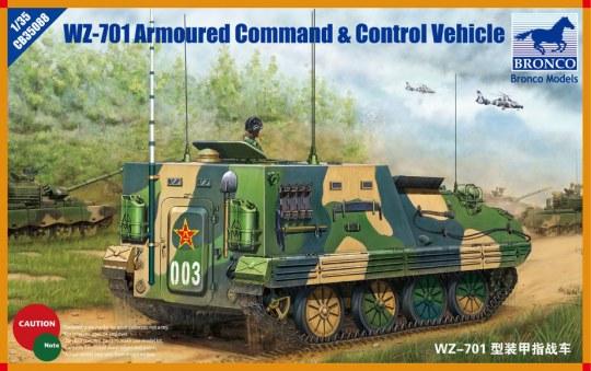 Bronco Models - WZ-701 ACCV