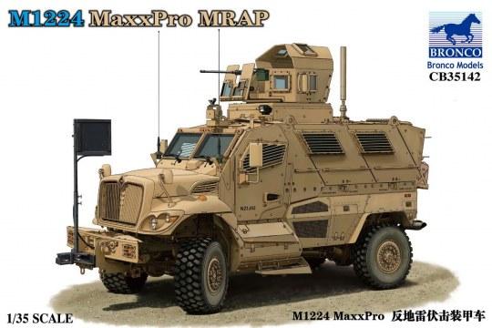 Bronco Models - M1224 MaxxPro MRAP