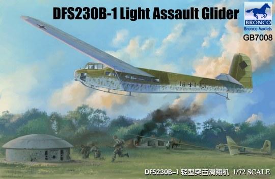 Bronco Models - DFS230B-1 Light Assault Glider