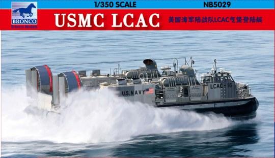 Bronco Models - USMC LCAC