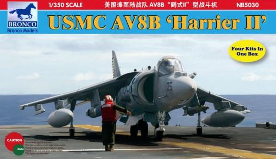 Bronco Models - AV8B Harrier II