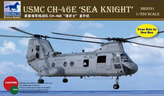 Bronco Models - CH-46E Sea Knight
