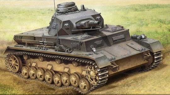Hobby Boss - German Panzerkampfwagen IV Ausf B
