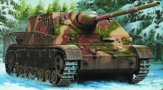 Hobby Boss - German PANZER IV/70 (A)Sd. Kfz.162/1