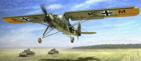 Hobby Boss - Fieseler Fi-156 A-0/C-1 Storch