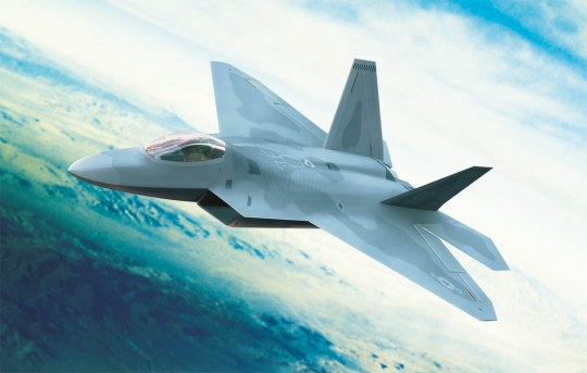 Hobby Boss - F-22A ''Raptor''