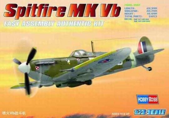 Hobby Boss - Spitfire MK Vb