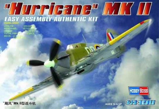 Hobby Boss - Hurricane MK II
