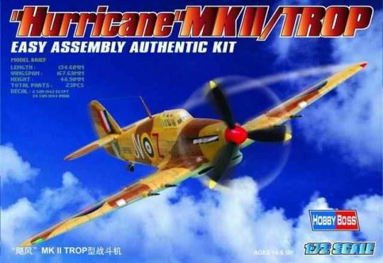 Hobby Boss - Hurricane MK II TORP