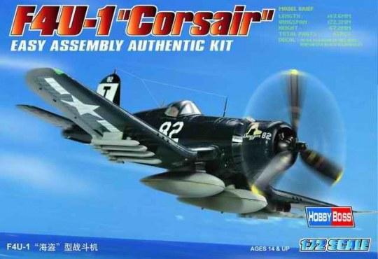 Hobby Boss - F4U-1D  ''Corsair''