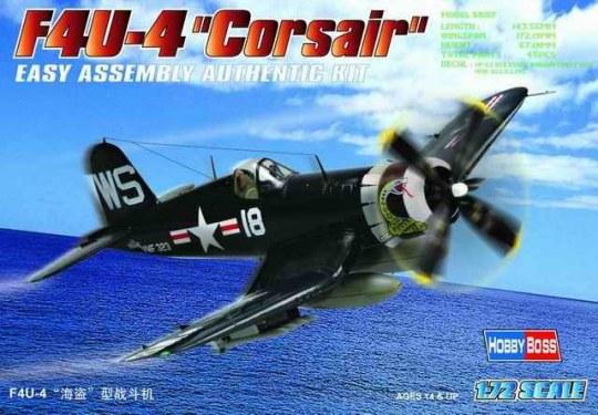 Hobby Boss - F4U-4  ''Corsair''