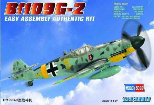 Hobby Boss - Bf109 G-2