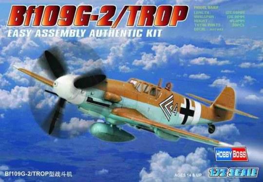 Hobby Boss - Bf109 G-2/ TROP