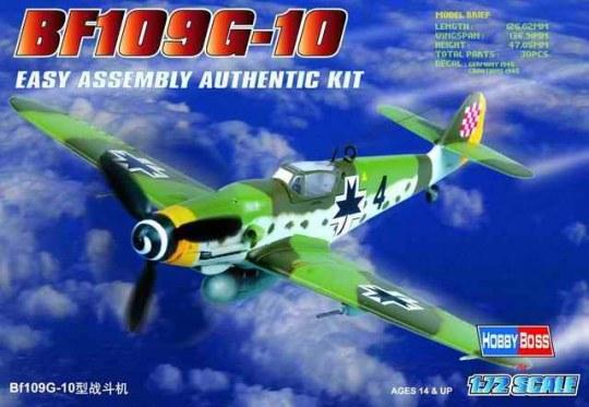Hobby Boss - Bf109 G-10
