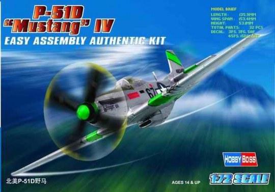 Hobby Boss - P-51D ''Mustang''