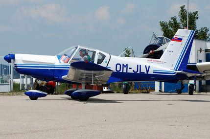 Hobby Boss - ZLIN Z-42M