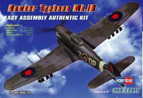 Hobby Boss - Hawker Typhoon Mk.IB Fighter