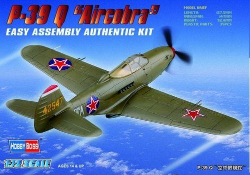 Hobby Boss - American  P-39 Q 'Aircacobra'