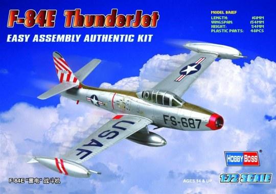 Hobby Boss - American F-84E 'Thunderjet'
