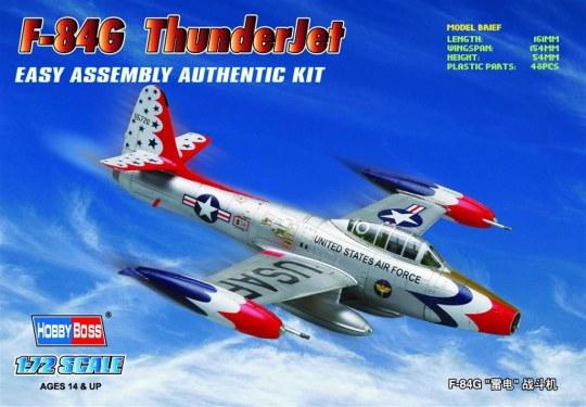 Hobby Boss - American F-84G 'ThunderJet'