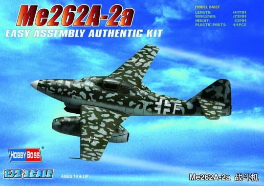 Hobby Boss - Me262A-2a