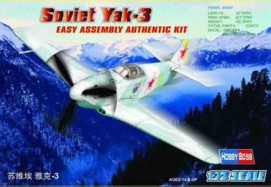 Hobby Boss - Yak-3