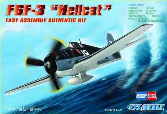 Hobby Boss - F6F-3 ''Hellcat''