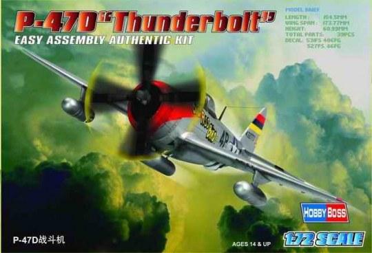 Hobby Boss - P-47D ''Thunderbolt''