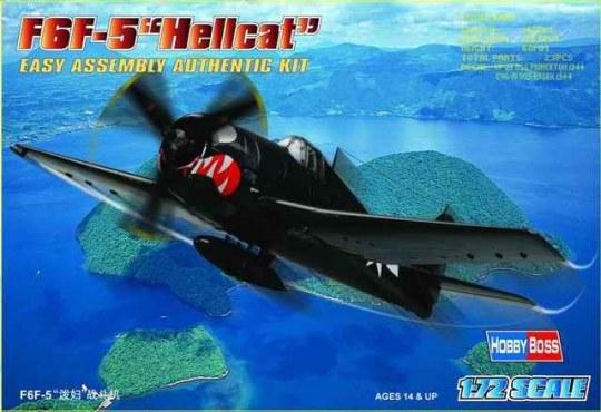 Hobby Boss - F6F-5 ''Hellcat''